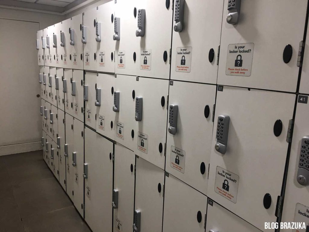 The Courtauld Gallery Lockers